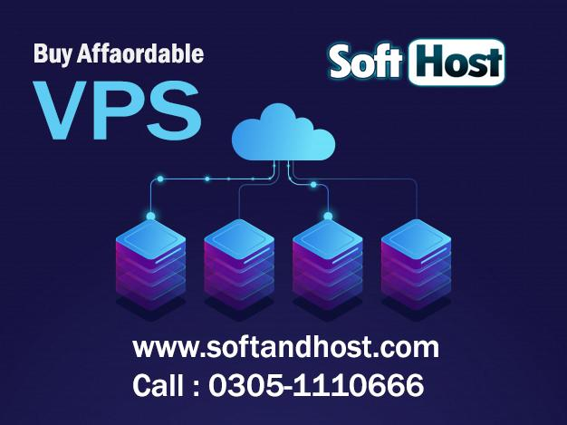 VPS hosting in Pakistan